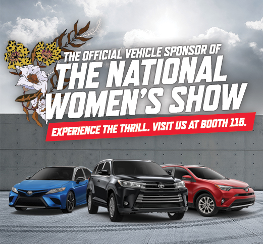 Toyota Official Vehicle Sponsor